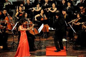 Hòa nhạc kỷ niệm 45 năm quan hệ ngoại giao Việt Nam - Italia