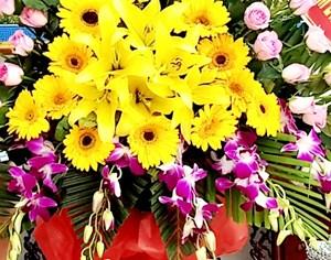 Quảng Nam cấm dùng tiền ngân sách tặng hoa sai quy định