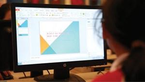 Tăng cường đảm bảo an toàn cho học sinh các cấp khi học qua Internet