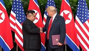 Hội nghị thượng đỉnh giữa Mỹ và Triều Tiên thành công tốt đẹp
