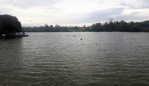 Hà Tĩnh: Phát hiện thi thể người đàn ông dưới hồ Bồng Sơn