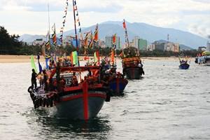 Khánh Hòa: Ngừng tổ chức Lễ hội Cầu ngư