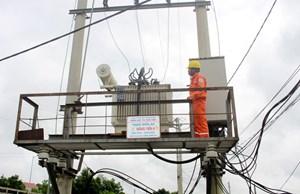 Ngăn chặn hành vi trộm cắp thiết bị điện