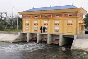 Hưng Yên: Gần 2,4 nghìn tỷ đồng đầu tư hiện đại hóa công trình thủy lợi
