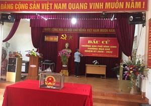 [ẢNH] Quảng Ninh chuẩn bị bầu trưởng khu phố