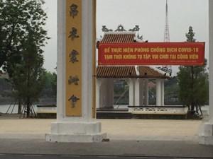 Thừa Thiên - Huế: Dịch vụ nào được phép hoạt động, dịch vụ nào vẫn tạm dừng?