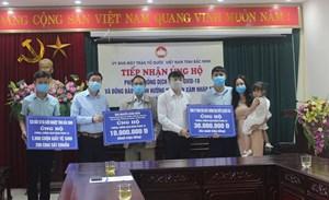 Bắc Ninh: Thêm nhiều nguồn lực ủng hộ công tác phòng, chống dịch Covid-19