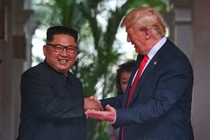 KCNA: Ông Kim Jong-un mời Tổng thống Trump thăm Triều Tiên
