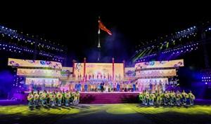 Khai mạc Festival Huế 2018: Di sản văn hóa với hội nhập và phát triển,Huế - 1 điểm đến 5 di sản