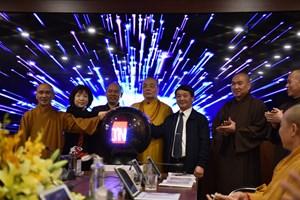 Khai trương Trung tâm điều hành điện tử Giáo hội Phật giáo Việt Nam