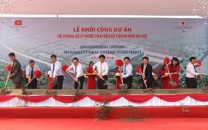 Hà Nội không gia hạn thi công Nhà máy xử lý nước thải Yên Xá