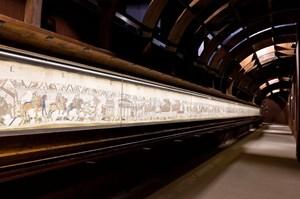 Kiệt tác thảm thêu Bayeux