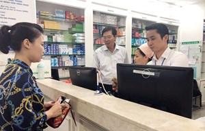 Nhà thuốc Bệnh viện đa khoa Hồng Ngọc vi phạm cập nhật dữ liệu thuốc