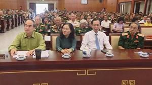 Các chiến sĩ Quân đội là tấm gương, động lực cho sự phát triển của TP HCM