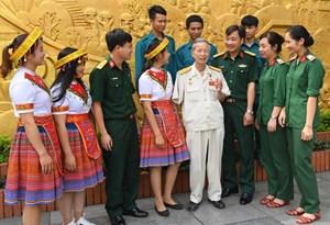 Anh hùng La Văn Cầu được xét tặng danh hiệu 'Công dân Thủ đô ưu tú'
