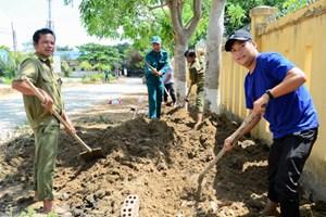 Thuận Nam (Ninh Thuận): Huy động sức dân xây dựng nông thôn mới