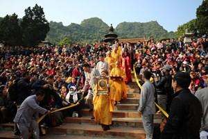 Tạm dừng tổ chức lễ hội tại các chùa trêncả nước