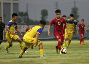 5 cầu thủ bị loại khỏi danh sách U22 Việt Nam