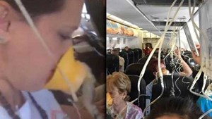 Máy bay Indonesia rơi tự do hơn 6.000 m