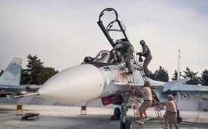 Máy bay Nga, Mỹ suýt chạm trán trên không phận Syria