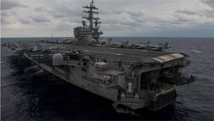 Mỹ ngừng tìm kiếm 3 thủy thủ mất tích sau vụ rơi máy bay