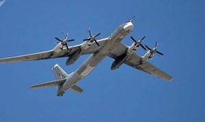 Mỹ-Nhật giám sát máy bay Nga tuần tra Thái Bình Dương