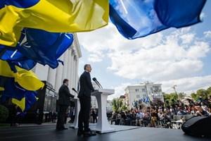 NATO đưa Ukraine vào danh sách muốn gia nhập liên minh