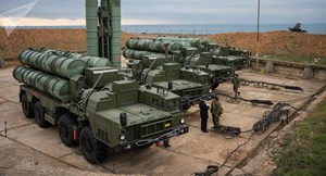 Nga tăng cường S-400 tại Crimea