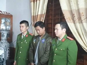 Nghệ An:Bắt tạm giam con trai đánh bố bầm dập, gãy xương sườn