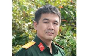 Nhà báo Đặng Trung Kiên: Biển đảo là đề tài thiêng liêng và vô cùng thách thức