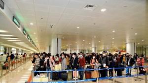 Ngày 18/3: Có hàng nghìn khách là người Việt từ châu Âu về nước