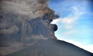 Nhóm du khách Việt mắc kẹt tại Bali đã về Jakarta an toàn