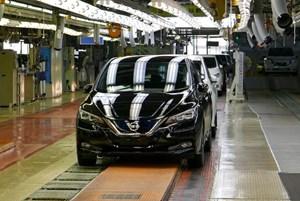 Nissan thu hồi 1,2 triệu xe tại thị trường Nhật Bản