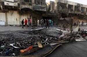 Iraq: 14 người bị thương trong nhiều vụ nổ liên tiếp