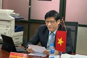 Thiết lập hệ thống kết nối phòng chống Covid-19 Việt Nam – Lào