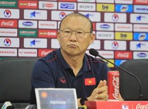HLV Park Hang Seo chốt đội hình trận đối đầu Thái Lan