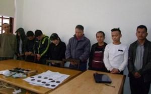 Phá đường dây đánh bạc, cho vay nặng lãi ở Thanh Hóa
