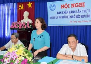 Phát huy vai trò cá nhân tiêu biểu người Việt Nam ở nước ngoài