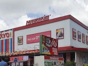 Phong tỏa tài khoản của Công ty cổ phần thương mại Nguyễn Kim
