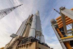 Ai Cập phóng thành công vệ tinh viễn thông đầu tiên Tiba 1