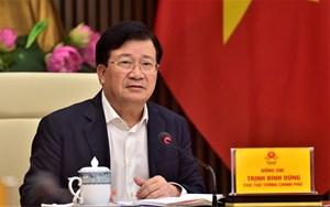 Phó Thủ tướng: Không để doanh nghiệp xuất khẩu gạo bị thiệt hại