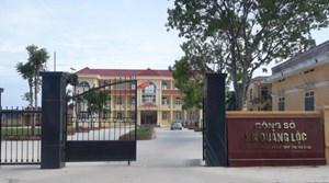 Thanh Hoá: Đề nghị truy tố 10 cán bộ cấp xã, huyện