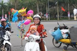 Quảng Nam: Rộn ràng trước giờ chung kết U23 Việt Nam- U23 Uzbekistan