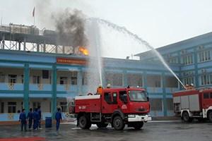 Quảng Ninh: Tăng cường phòng cháy, chữa cháy