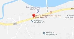 Tai nạn lao động ở mỏ đá khiến 3 người thương vong tạiQuảng Trị