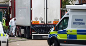 Vụ 39 người chết ở Anh: Chưa có kết luận chính thức về bất cứ một trường hợp nào