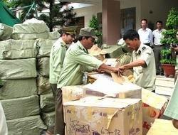 Sản xuất, buôn bán hàng cấm bị phạt tới 100 triệu đồng
