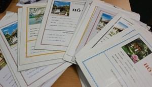 Chứng thực sơ yếu lý lịch cần giấy tờ gì?