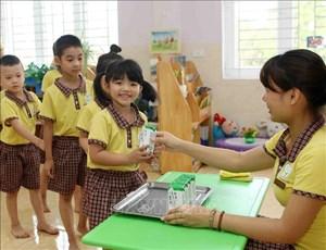 Khẩn trương hoàn thiện quy định về sản phẩm sữa học đường