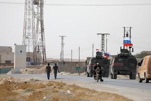 Tình thế đối đầu trên chiến trường Syria